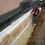 Aufbau Sanierung Kelleraussenwand