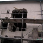 Fenster durchbrechen - Fesnterdurchbruch